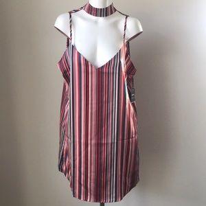 Forever 21 Contemporary Multi Colored Dress